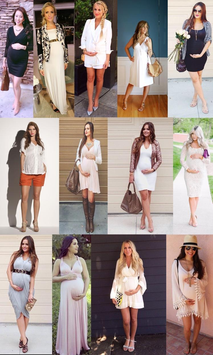 gravidas vestidos