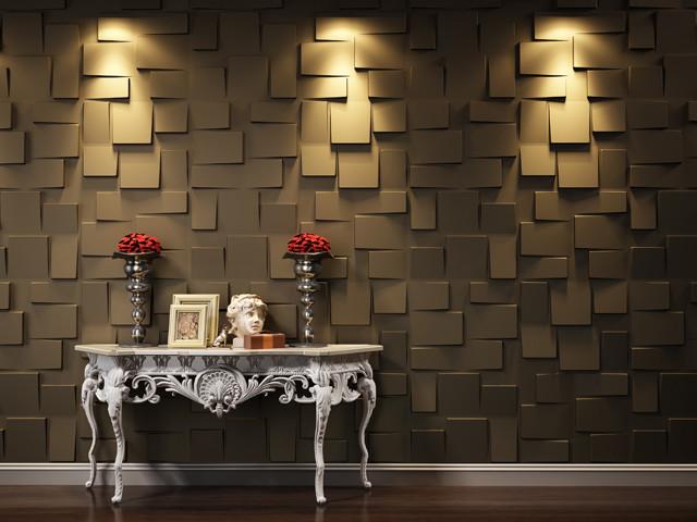 Papel de parede 3D