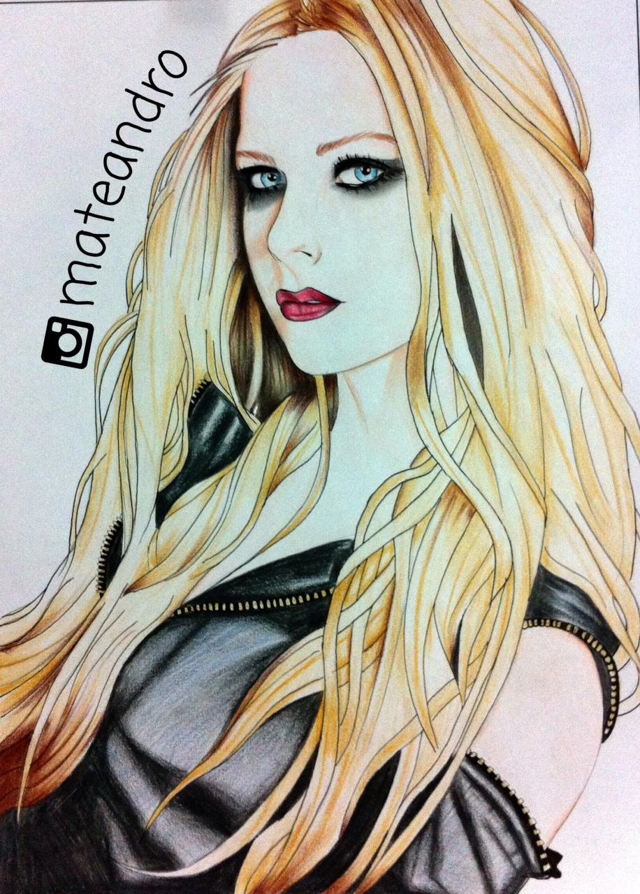 Avril Lavigne Mateandro