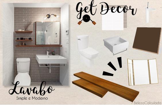 Get Decor lavabo simples e moderno beleza calculada 02