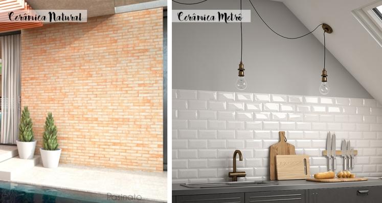 parede de tijolos decorativos beleza calculada