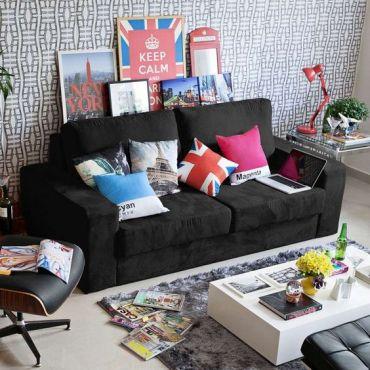 decoração sofá preto blog ursula andrade (14)