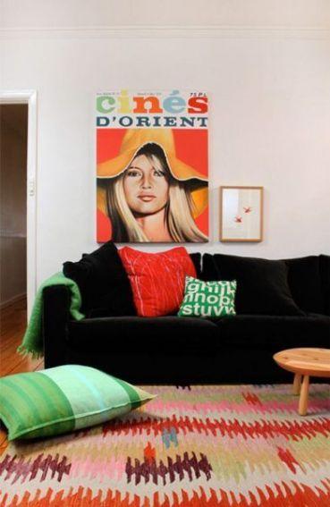 decoração sofá preto blog ursula andrade (5)